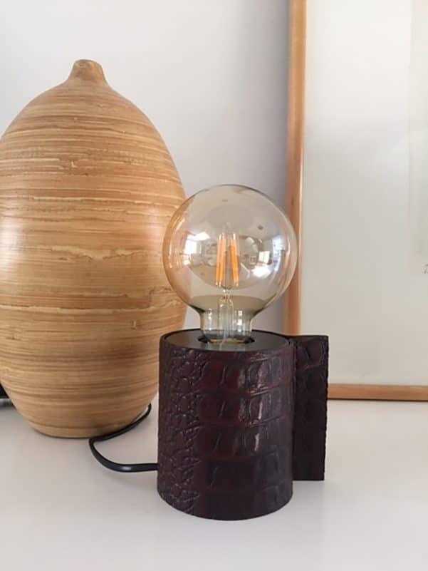 tafellamp met dimmer
