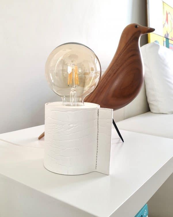 tafellamp en vitra vogel