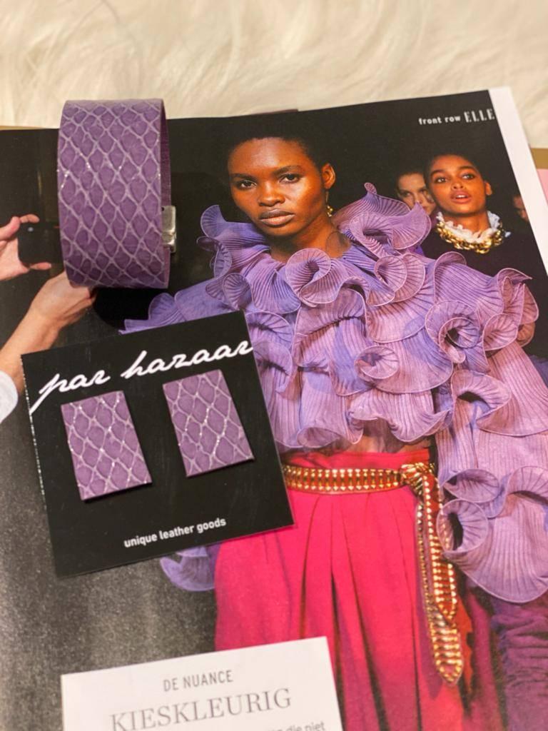 paars - Shop juwelen