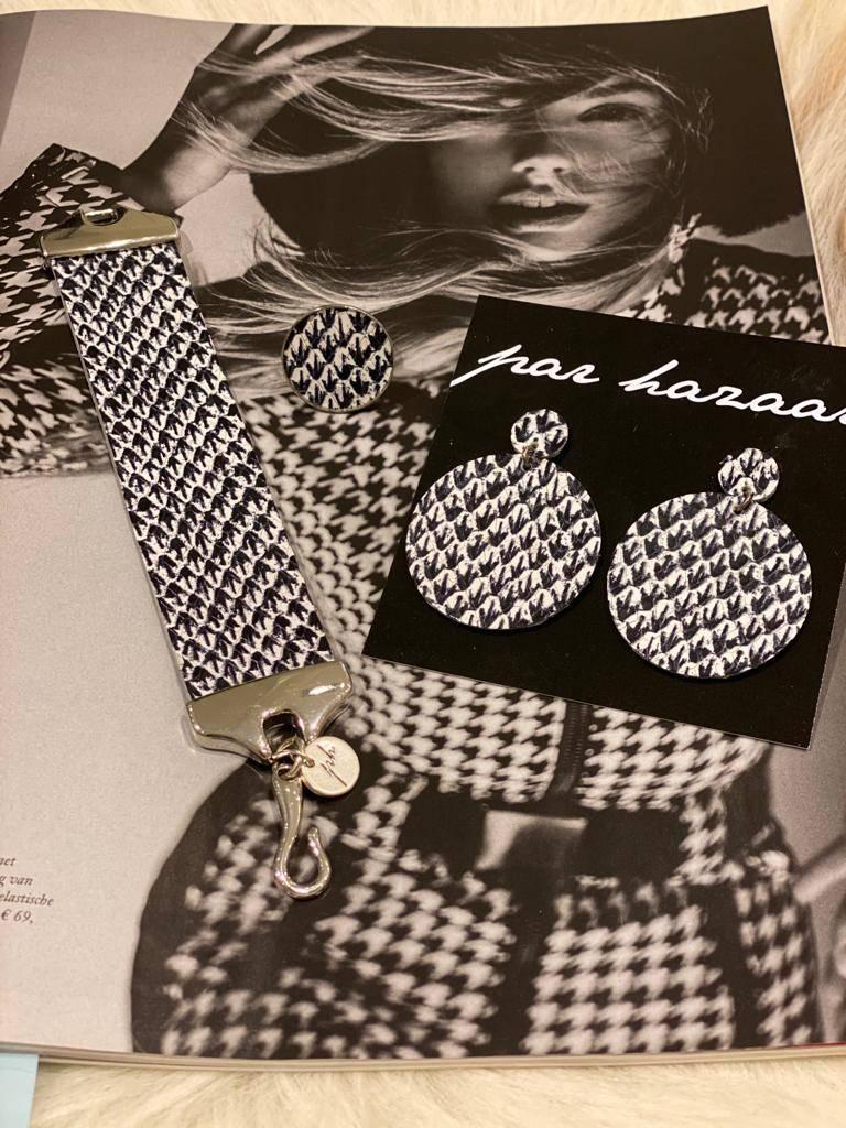 wit zwart - Shop juwelen